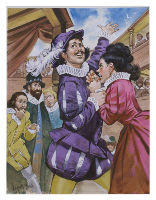 the real life issue illustrated in william shakespeares comedy the taming of the shrew A contemporary audience comes to the taming of the shrew virtually daring the play not to offend the title alone infuriates, with its pejorative category for women and suggestion that there's a.